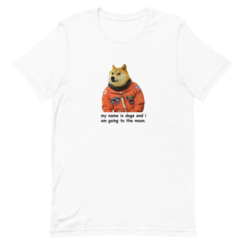 My Name is Doge T-Shirt
