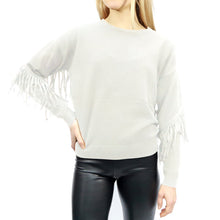 Load image into Gallery viewer, RD Style Fringe Knit Sweater