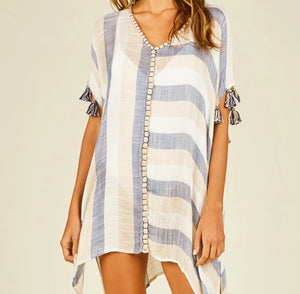 stripe cover up