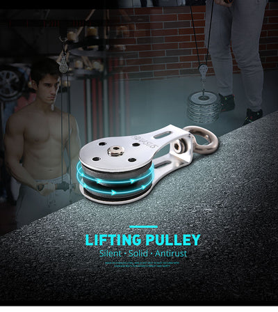 Bearing Lifting Pulley Wheel