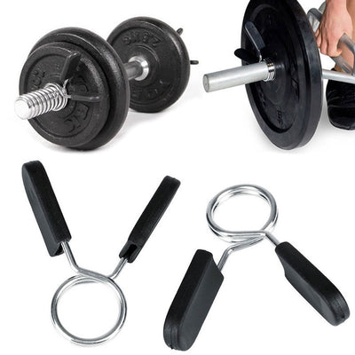 Barbell Spring Clips