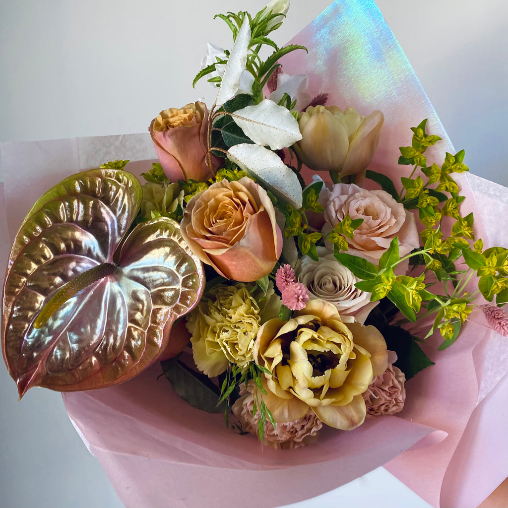 Gaia Florals fresh flower bouquet