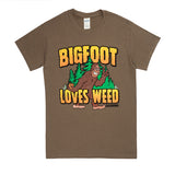 Bigfoot Loves Weed