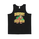 Bigfoot Loves Weed Tank