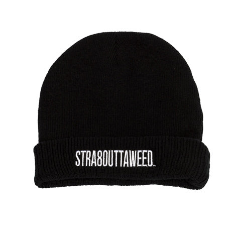 Stra8outtaweed® Beanie