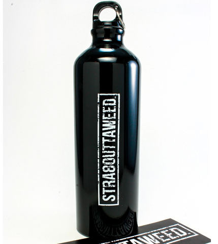 Stra8outtaWeed® Water Bottle
