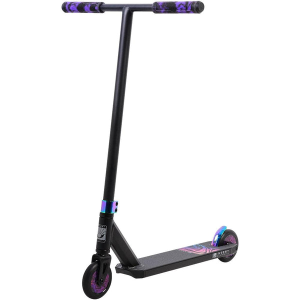 Invert Supreme 1-7-12 Scooter Black/Neo Purple