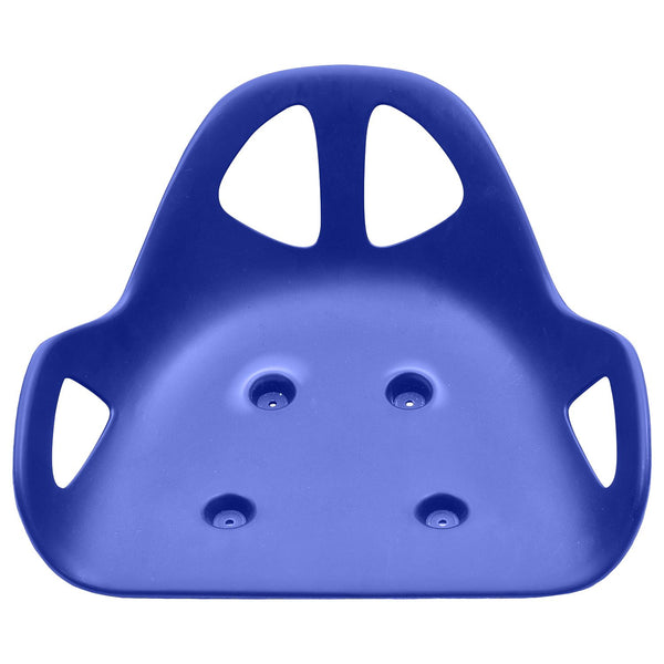Triad Lotus Seat with Alloy Caps Blue