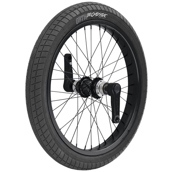 Triad Dynasty Front Wheel Set