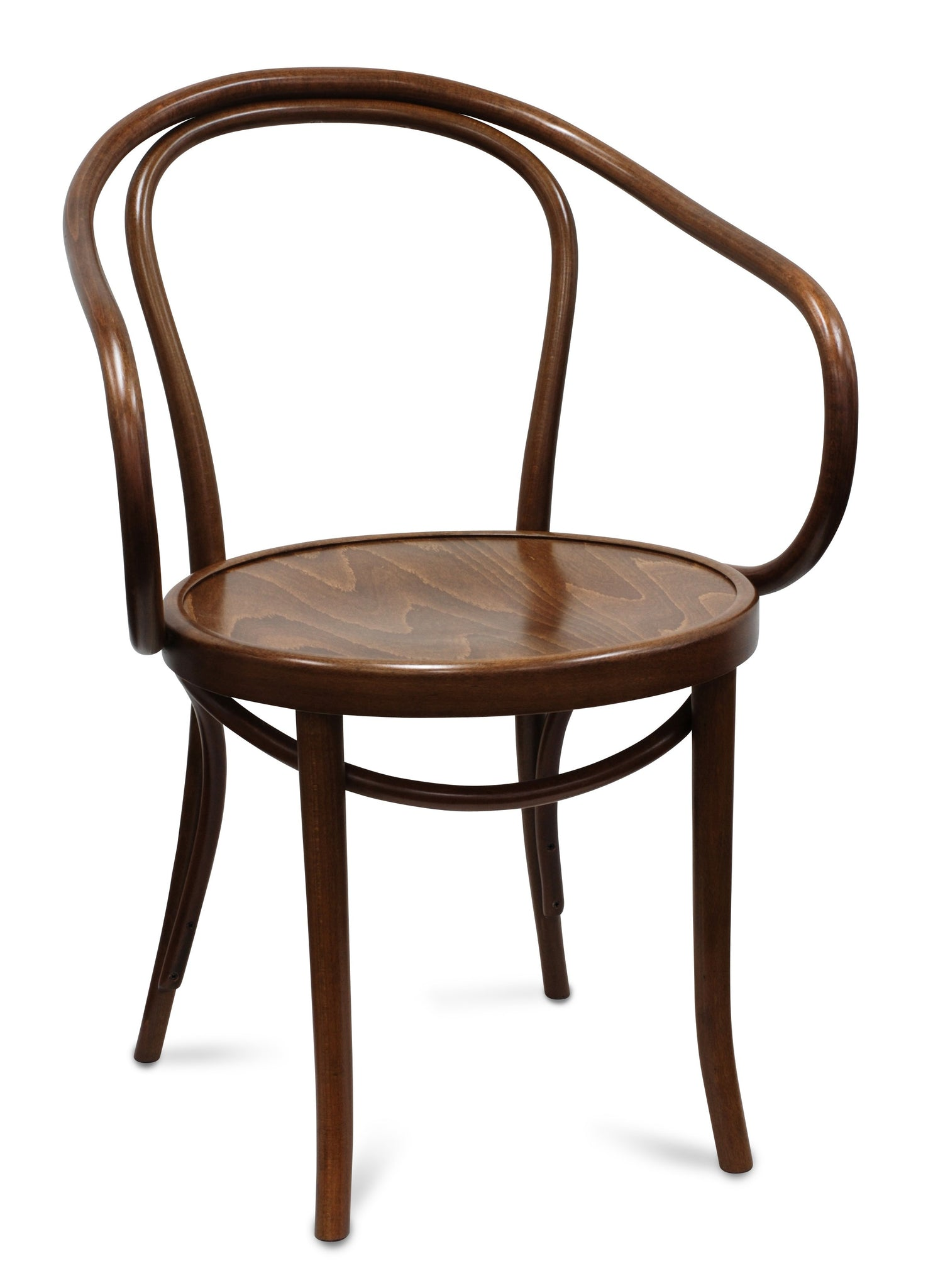 bentwood arm chair - bon uno