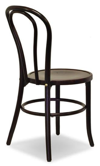 Bon Uno S - Bentwood Chair - Wenge