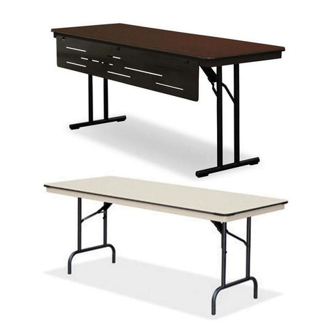 EventPro-Lite - 6ft Privacy Seminar Folding Table