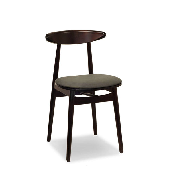 Ferrara - Bon Bentwood Chair - Wenge - Restaurant and Cafe Chair