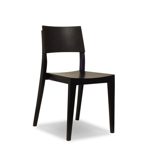 bon bentwood restaurant chair - icon