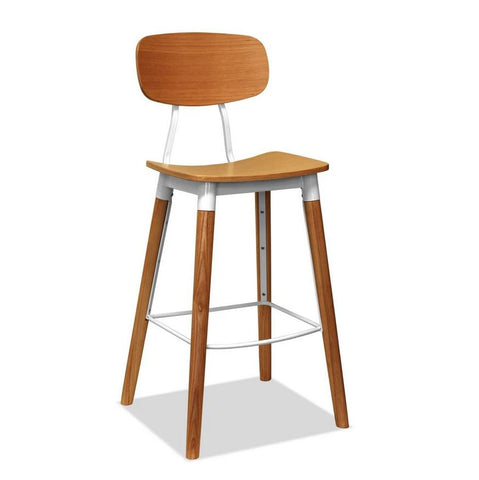 Kroft French Industrial Bar Stool