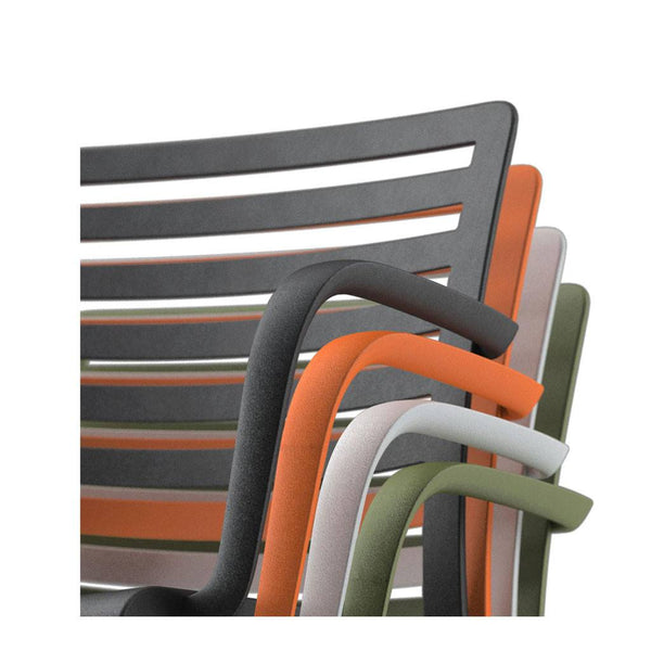stackable outdoor cafe chair