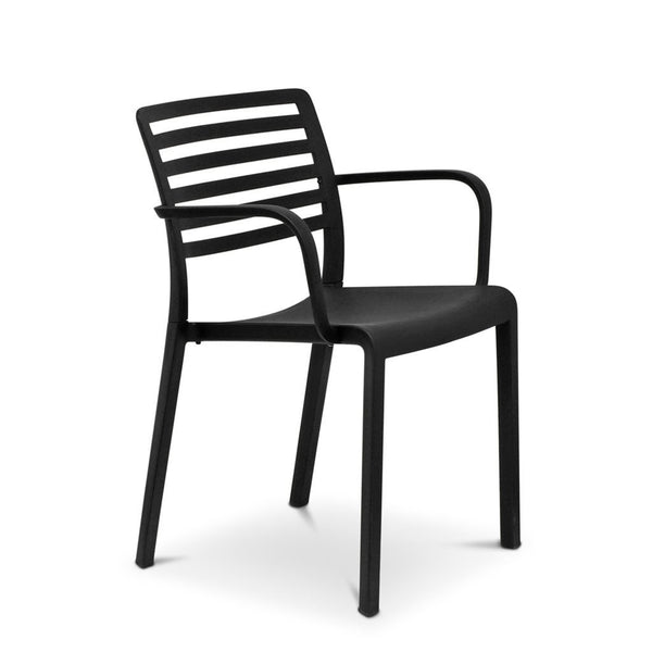 Lama Arm Chair by Resol - Outdoor Restaurant and Cafe Chair