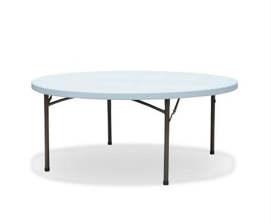 Max Tough - 6ft Round Folding Table