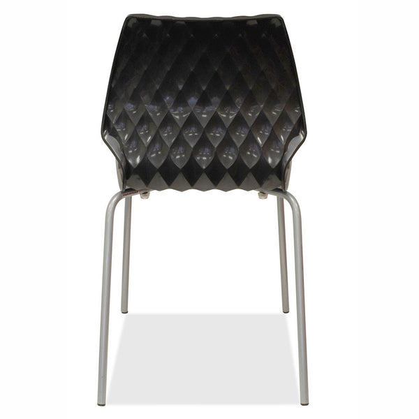 Uni  - Modern European Designer Chairs - Black