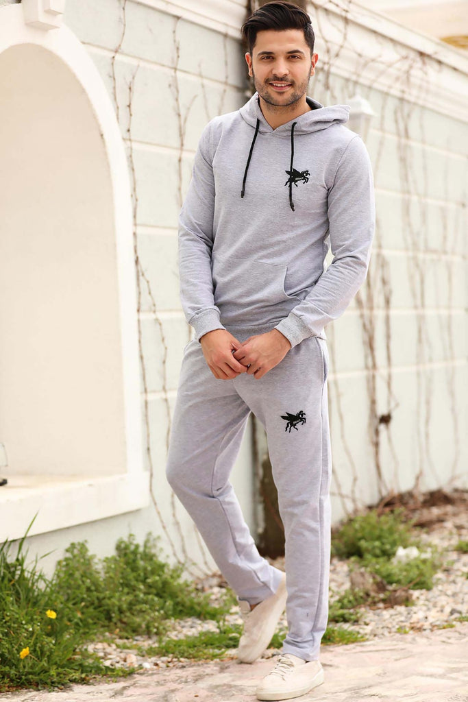 Hooded Sweat Suit