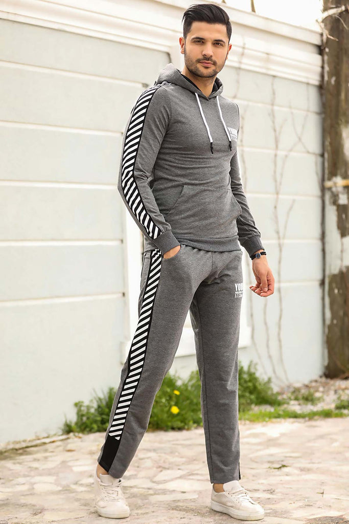 Printed Sweat Suit
