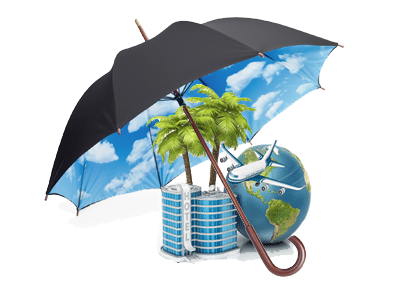 Travel Agent Protection - E&O Insurance: We provide this insurance to our agents for a wholesale cost of $50 per year. You are covered for up to $1,000,000 if you make a mistake. It's a small cost that protects you from any unforeseen situation.