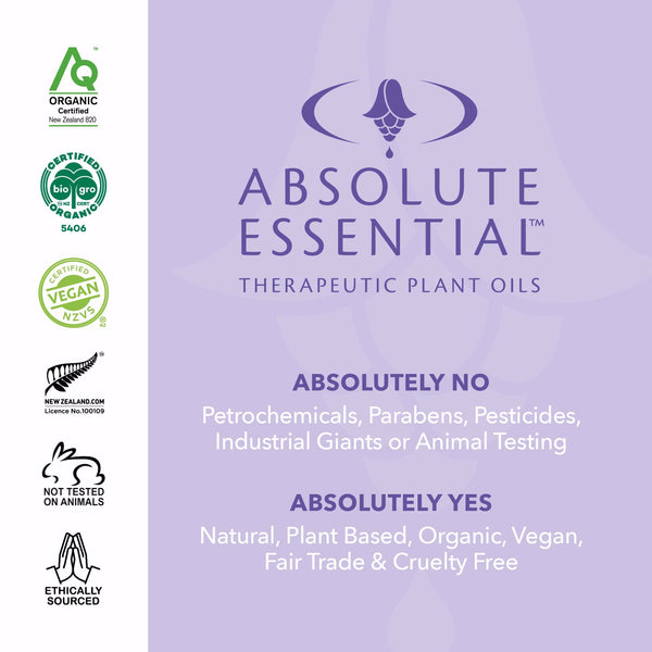 ABSOLUTE ESSENTIALS ORGANIC CLARY SAGE 10ML