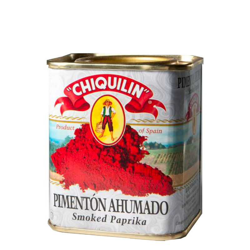 THE SPICE TRADER CHIQUILIN PAPRIKA SMOKED TIN 75G