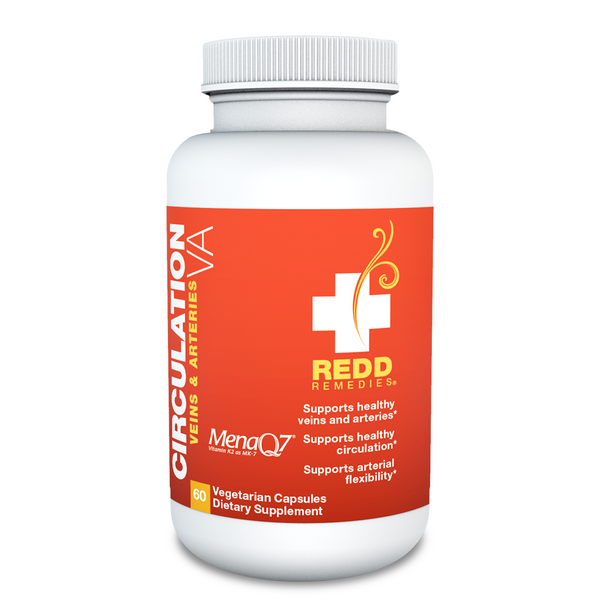 REDD REMEDIES CIRCULATION 60 CAPS