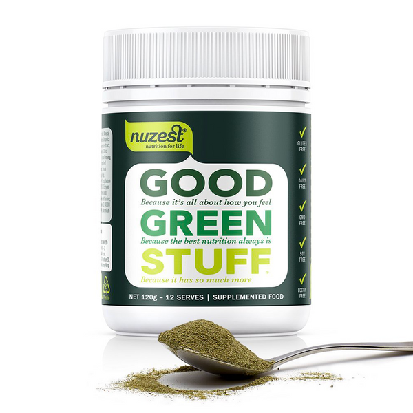 NUZEST GOOD GREEN STUFF