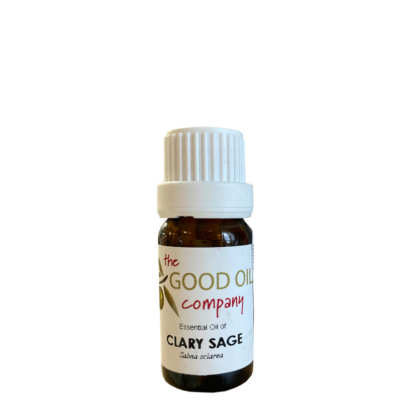 GOOD OIL COMPANY CLARY SAGE ESSENTIAL OIL 10ML
