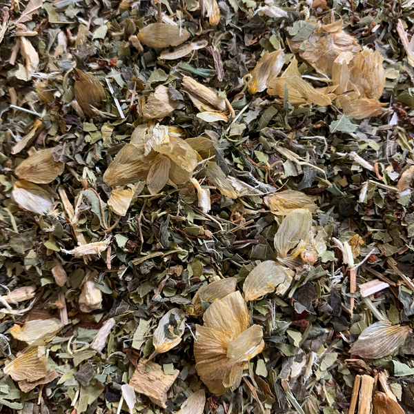 ORGANIC MELLOW MOOD HERBAL TEA BLEND