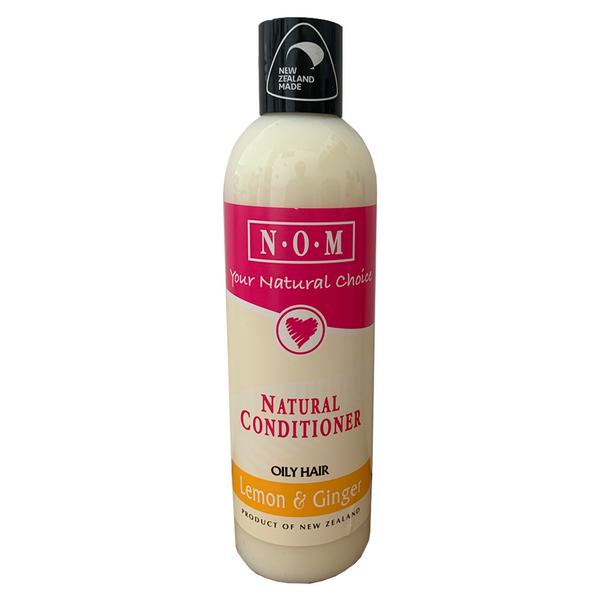 N.O.M LEMON & GINGER NATURAL CONDITIONER 250ML
