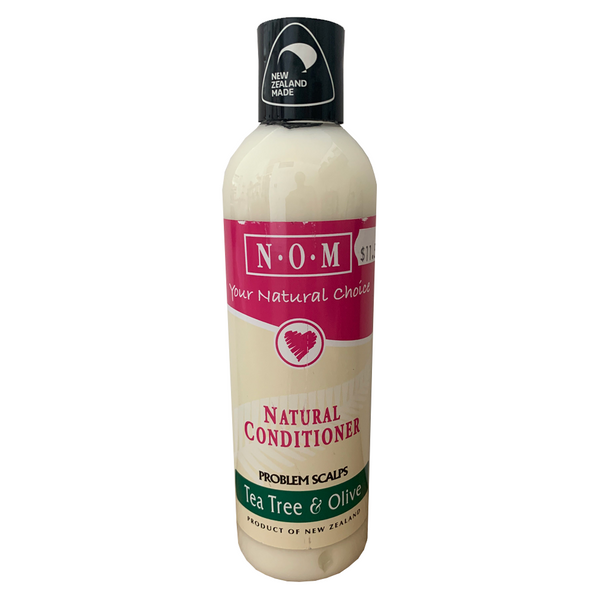 N.O.M TEA TREE & OLIVE NATURAL CONDITIONER 250ML