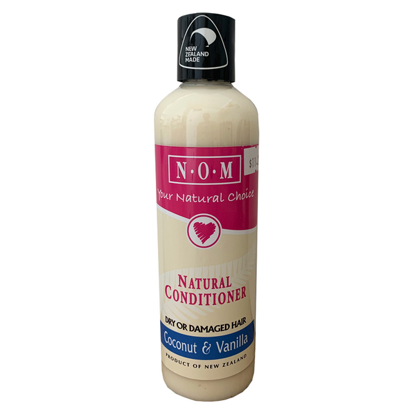 N.O.M COCONUT & VANILLA NATURAL CONDITIONER 250ML