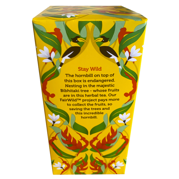 PUKKA ORGANIC TURMERIC ACTIVE TEA BOX