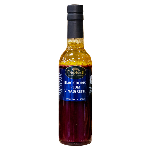 BLACK DORIS PLUM VINAIGRETTE 375ML