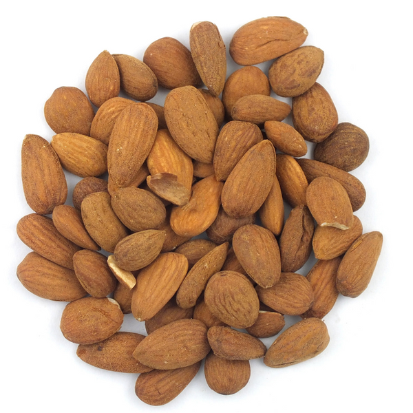 ALMONDS RAW WHOLE ORGANIC 100G