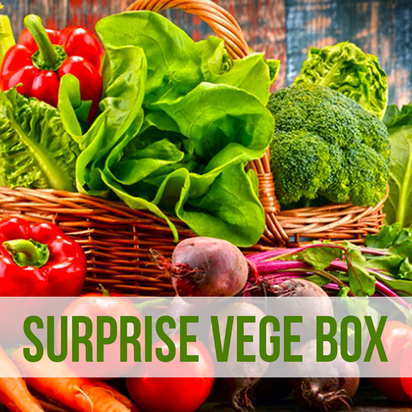 A SURPRISE ORGANIC VEGE BOX