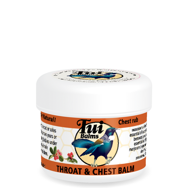 TUI THROAT & CHEST BALM