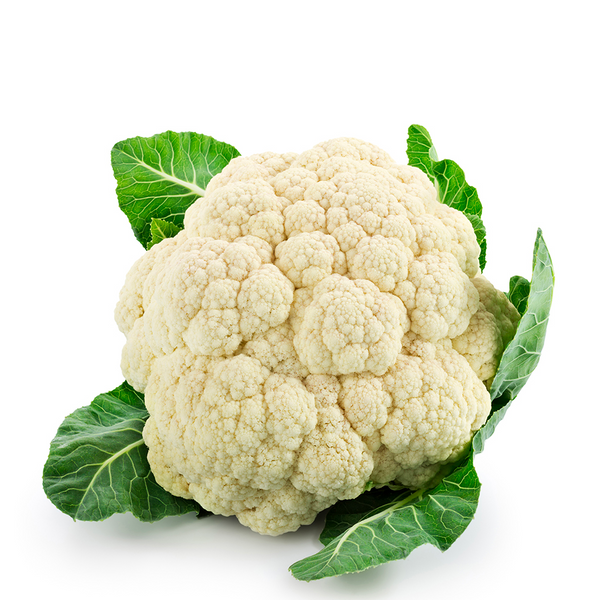 CAULIFLOWER SPRAY FREE & LOCAL WHOLE (Small)
