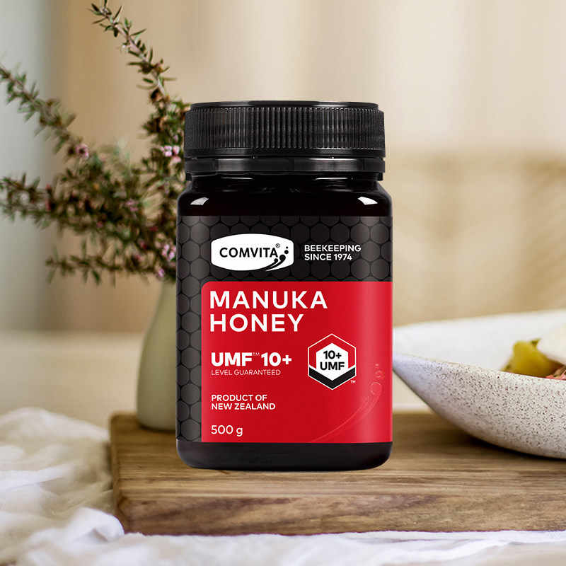 COMVITA ACTIVE MANUKA UMF10+ HONEY 500G