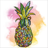 Ananas diamond painting