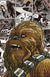 Chewbacca star wars diamond painting