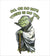Yoda star wars diamond painting
