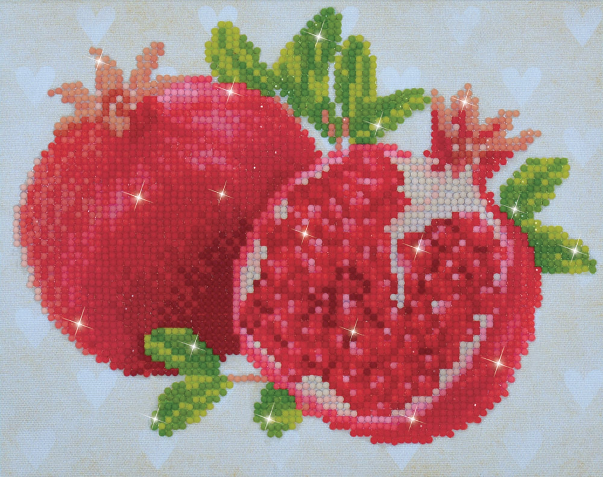 Granaatappels diamond painting