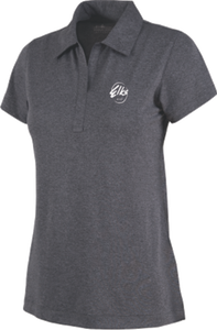 Women's Heathered Polo