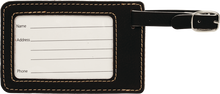 Load image into Gallery viewer, Leatherette Luggage tag
