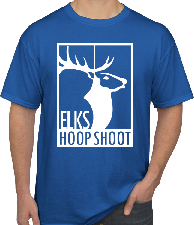 Hoop Shoot Gildan Adult Shirt