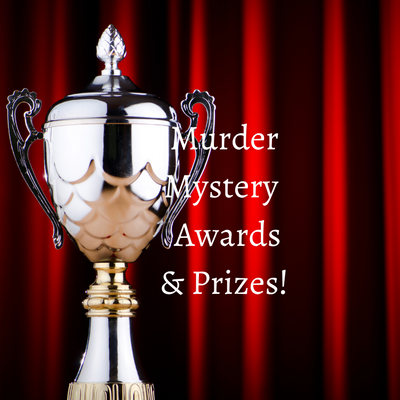 Murder Mystery Game Awards & Prizes